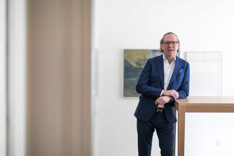 Jörg Denzler, Propriétaire et Managing Partner