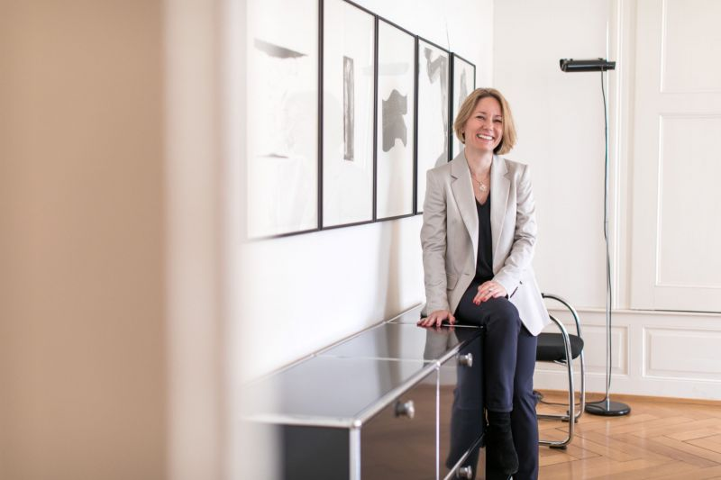 Susanne Zwiker, Managing Partner